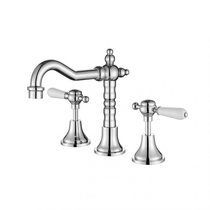 Modern National Bordeaux Basin Set Chrome BOR001-1