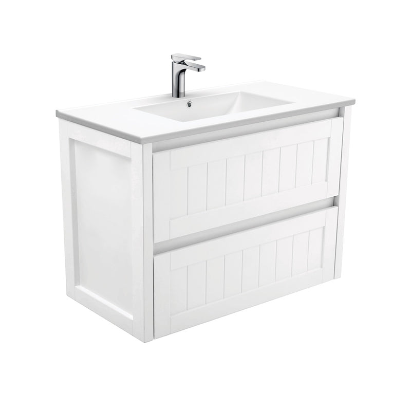 Fienza Hampton 900mm Wall Hung Vanity