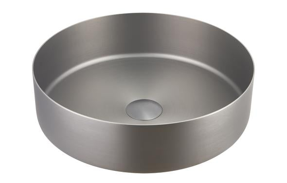 Verotti INOX Brushed Stainless Steel Basin IN.36RBSS