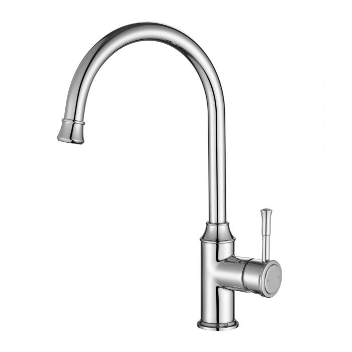 Modern National Montpellier Kitchen Mixer Chrome MON004