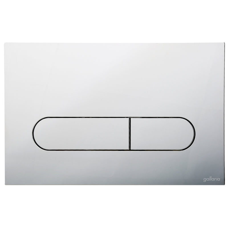Gallaria Enero Flush Plate Chrome XL5233CP