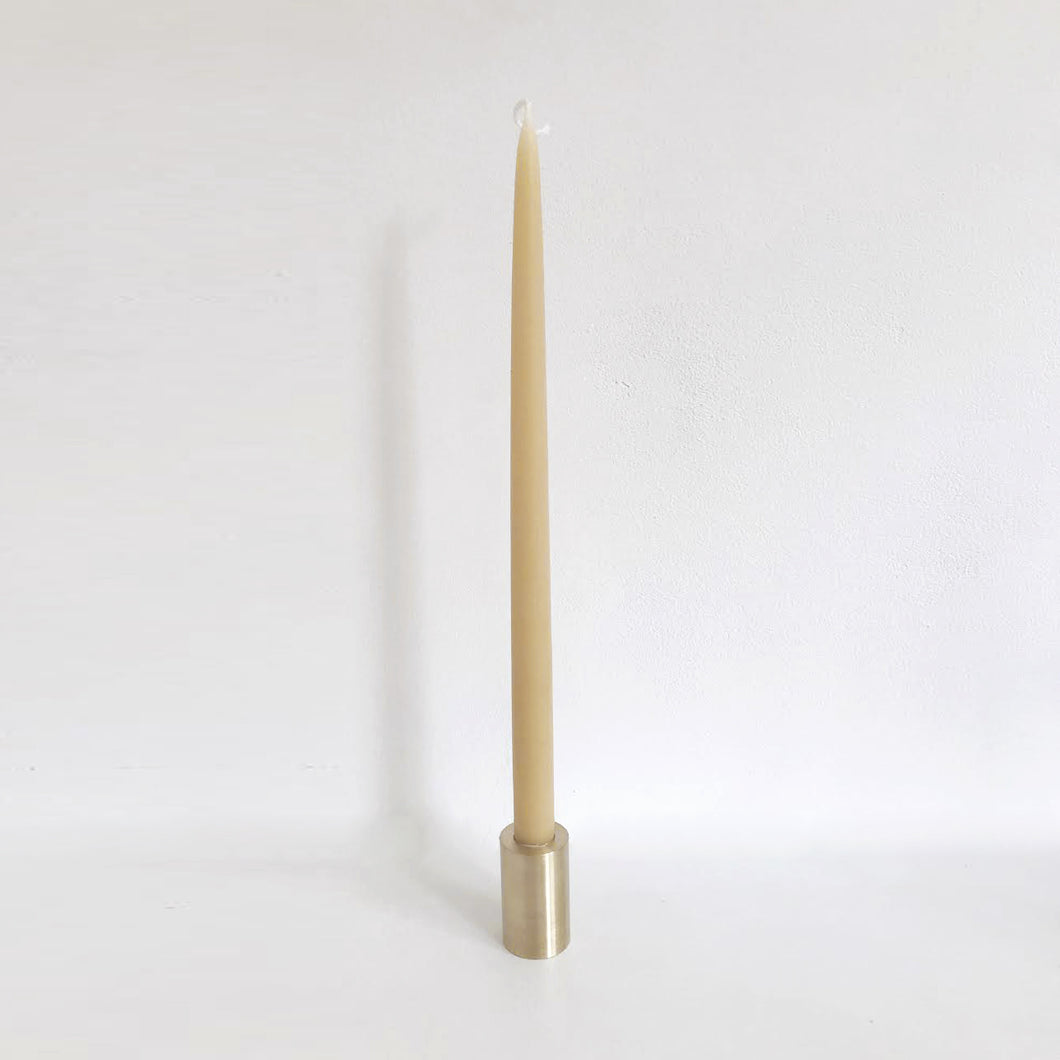 Brass candle holder 60