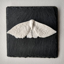 Load image into Gallery viewer, Porcelain Moth 10 Wall Tile