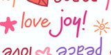 Peace Love Joy 5256.E