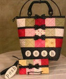 Posh Patchwork Purse