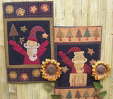 Saint Nick Wall Quilts