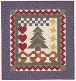 Glad Tidings Wall Quilt