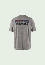 Patagonia M'S Cap Cool Daily Graphic Shirt / Feather Grey