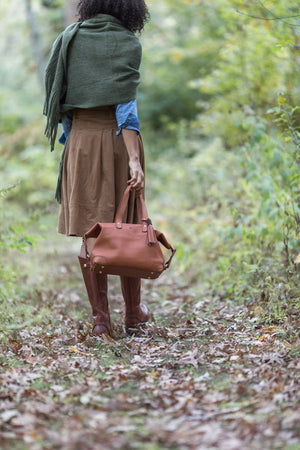 Ellen Bag - Chestnut