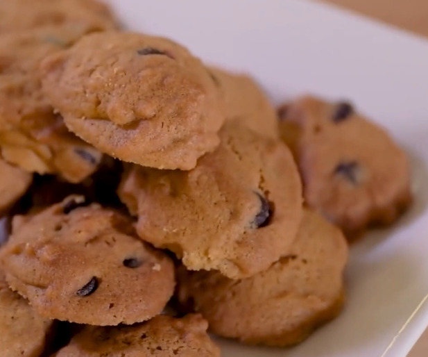 Chocolate Chip Cookies (Lunar New Year Recipe)
