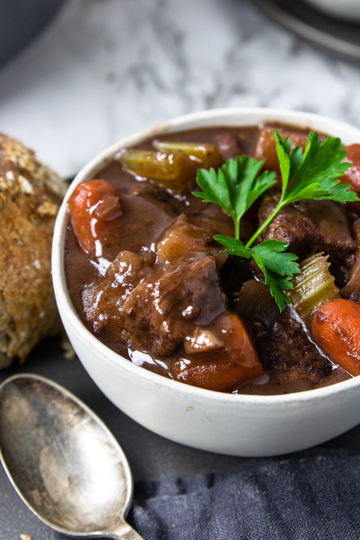 Red Wine Stew Beef