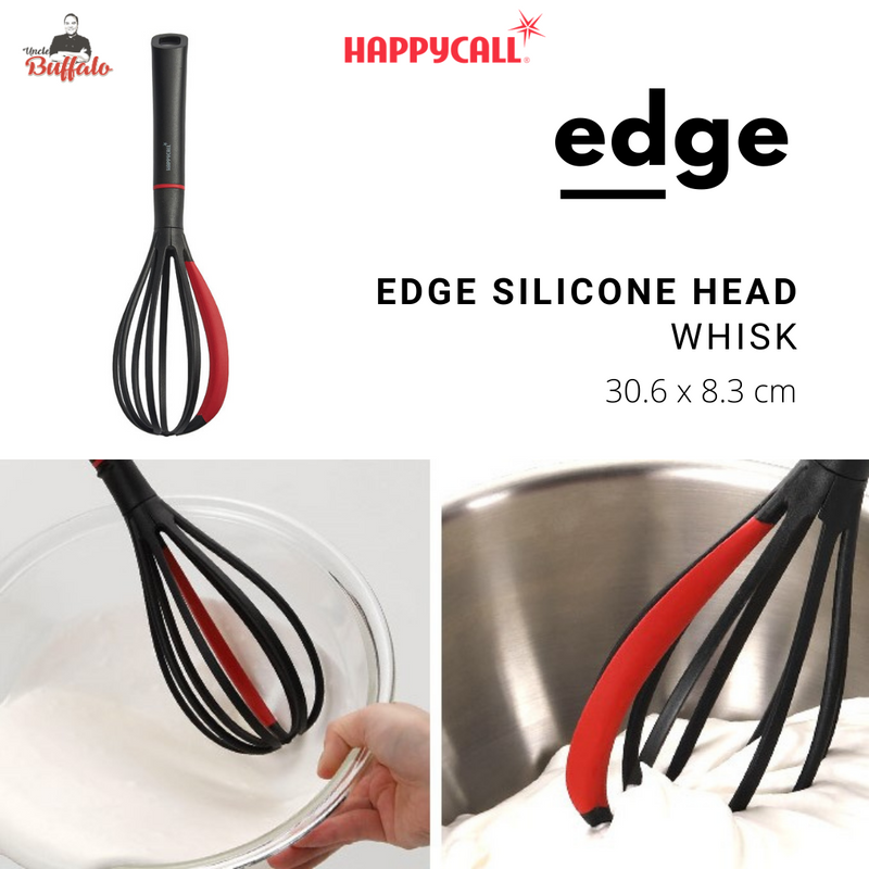 EDGE Silicone Head 9-PC Cooking Tools Set
