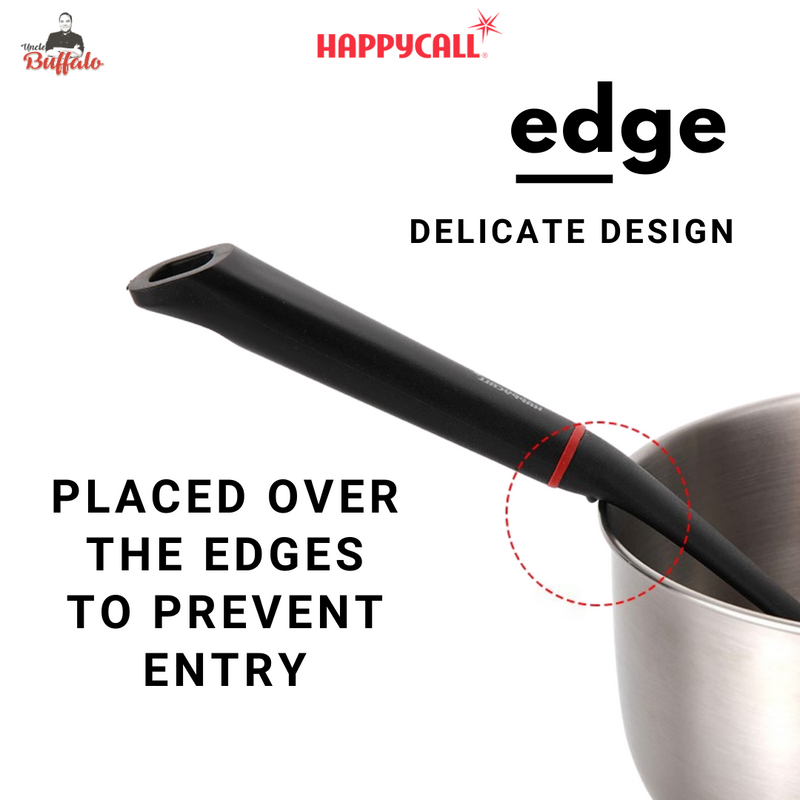 EDGE Silicone Head Stir-fried Spoon