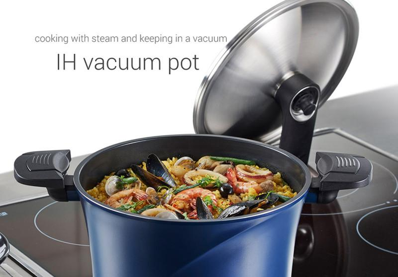 Happycall IH Vacuum Pot 24cm Low (3.1L)