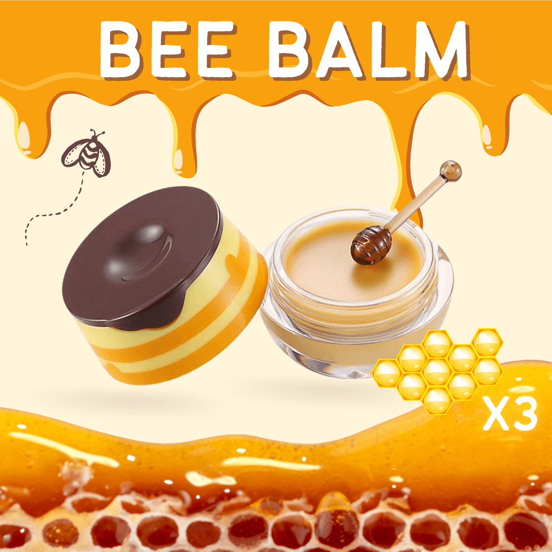 Bee Balm - Intense Hydrating Beauty Lip Mask - Alysrom Official