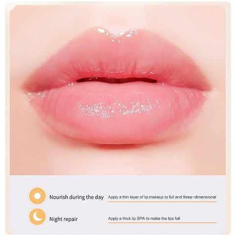 Bee Balm - Intense Hydrating Beauty Lip Mask Alysrom Official 7