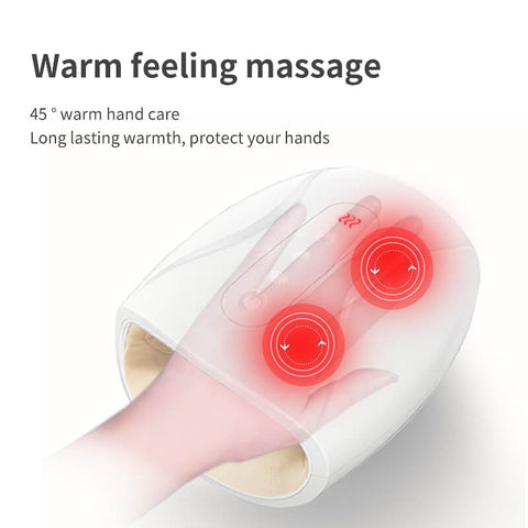 HandDoctor™ - Young hands Heated Therapy Massager