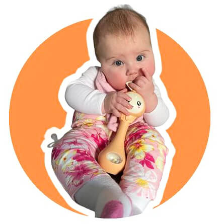 Happy Baby™️ - Melodic Rattle Teether Toy 19