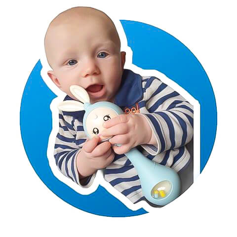 Happy Baby™️ - Melodic Rattle Teether Toy 17