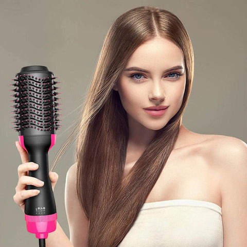 Hypersonic™ - One Step Professional Salon Hair Styler Alysrom Official 8