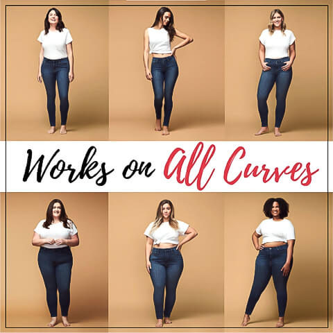 Perfect Fit- Push Up Jeans Leggings Alysrom Official 2