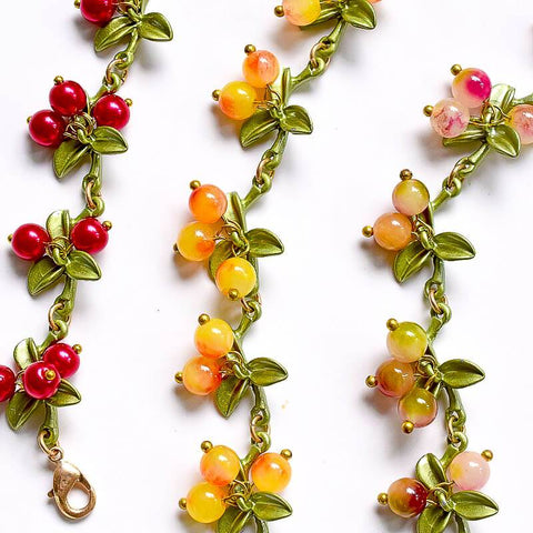 GWAAIL - Fruits Charms Vintage Collection Alysrom Official Jewelry2