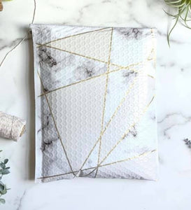 Marble 8.5x12 Bubble Mailer