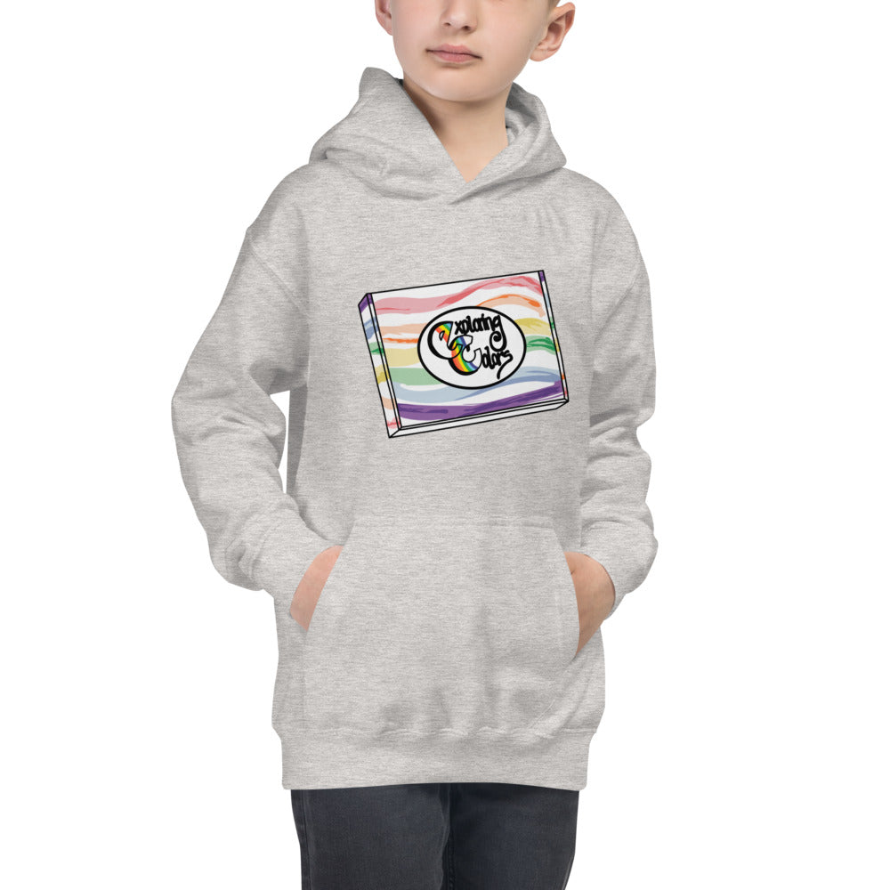 Unisex Box Hoodie - Exploring Colors