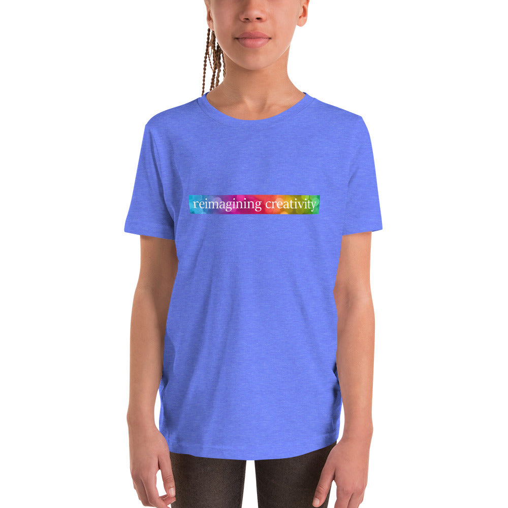 "Unisex ""RC"" T-Shirt - Exploring Colors"