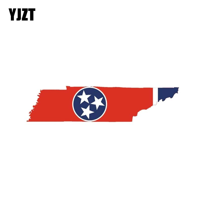 TN Car Decal - Chattanooga