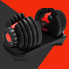 Imuscle™ GymBuddy Adjustable Dumbbells - IMuscle