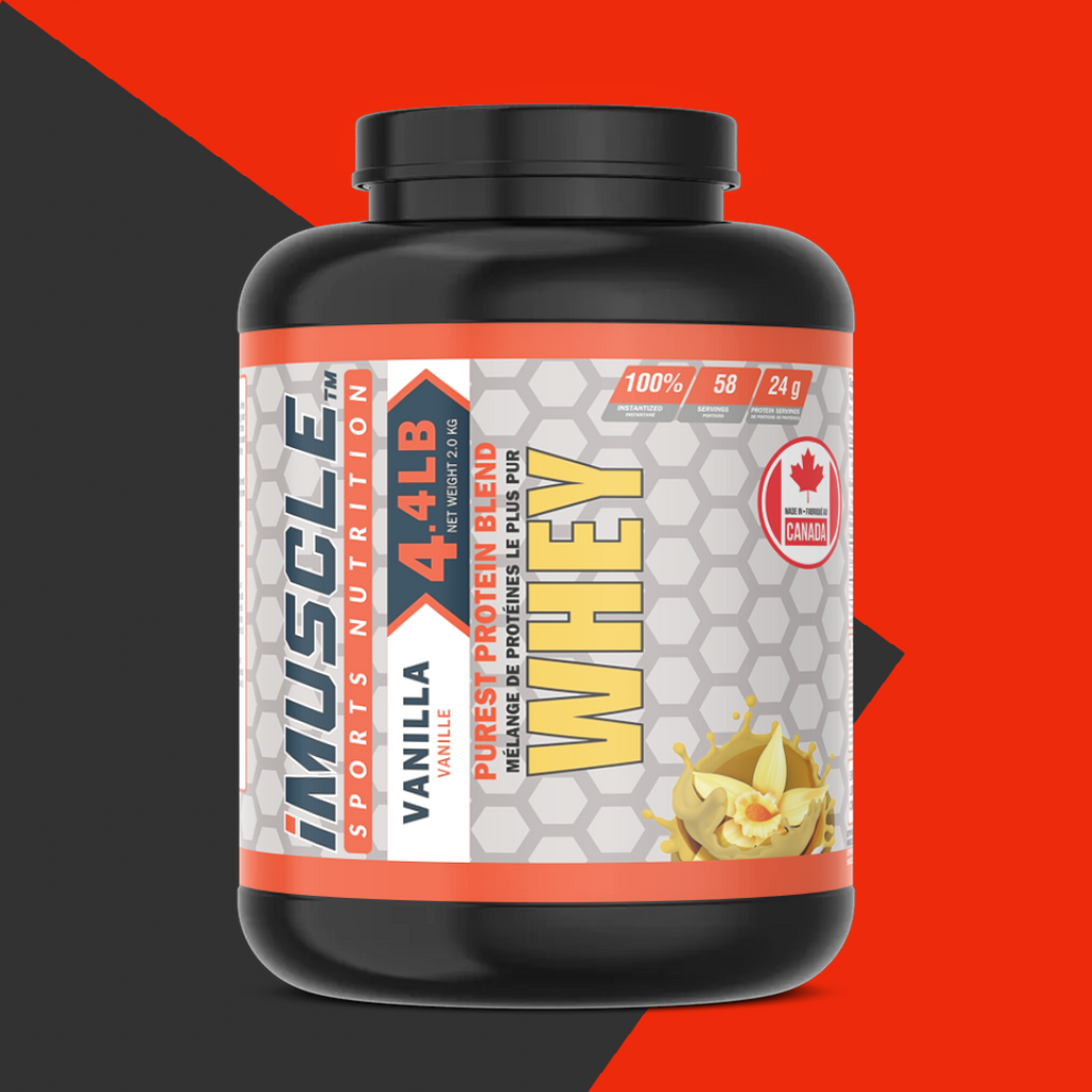 iMuscle™ Whey Protein Concentrate - IMuscle