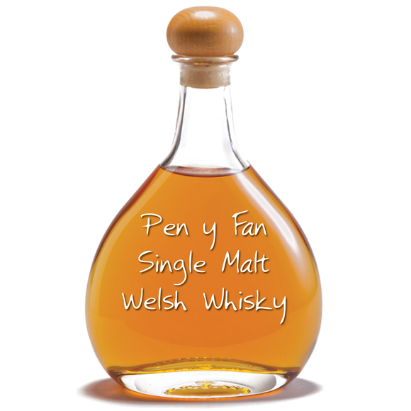 Pen y Fan Single Malt Welsh Whisky
