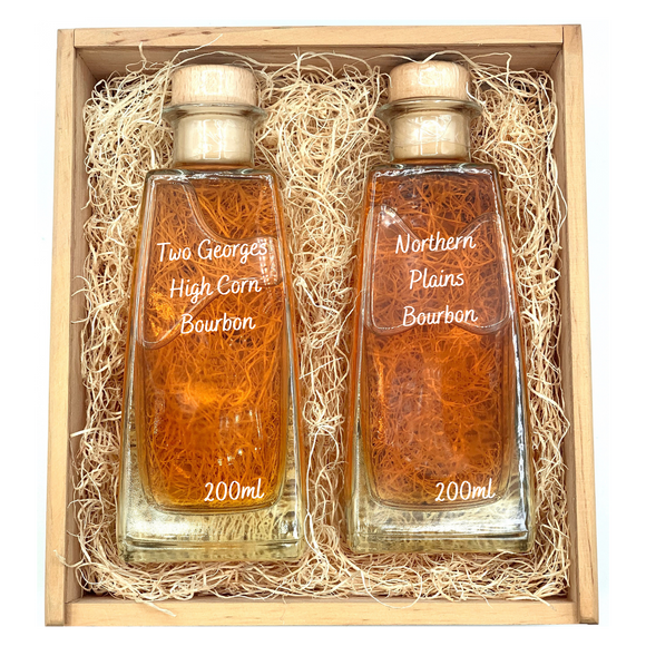 Bourbon Boxed Gift Set