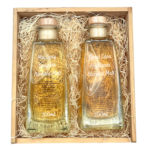 Scotch Highlands Boxed Gift Set