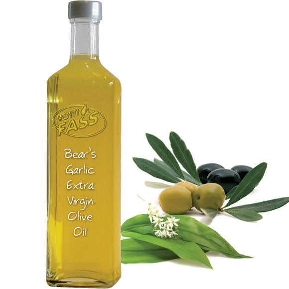 Bear's Garlic Extra Virgin Olive Oil