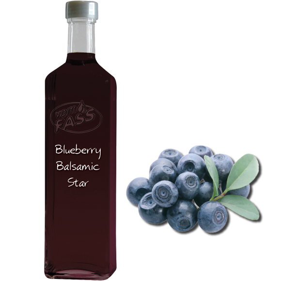 Blueberry Balsamic Star