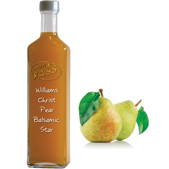 Williams Christ Pear Balsamic Star