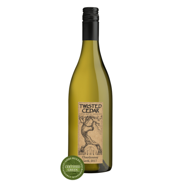 Twisted Cedar Chardonnay
