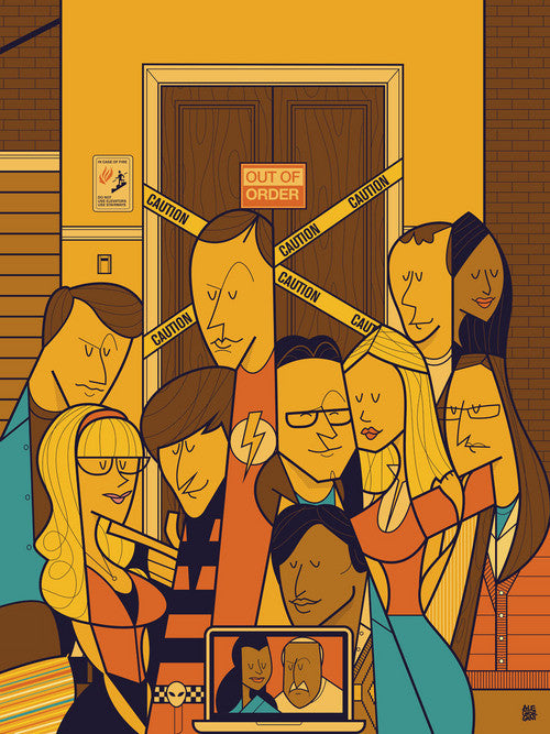 THE BIG BANG GEOMETRY | ALE GIORGINI