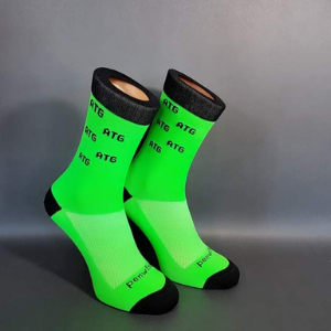 custom running socks