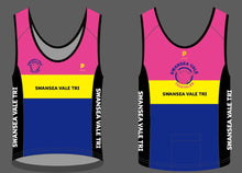 Load image into Gallery viewer, Swansea  Vale Tri Running / Gym Vests