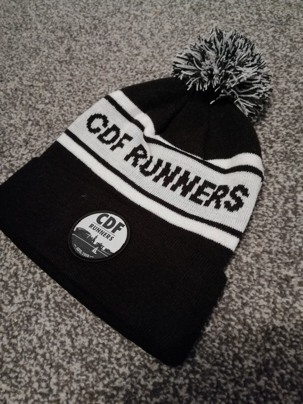 CDF Runners Bobble Hat