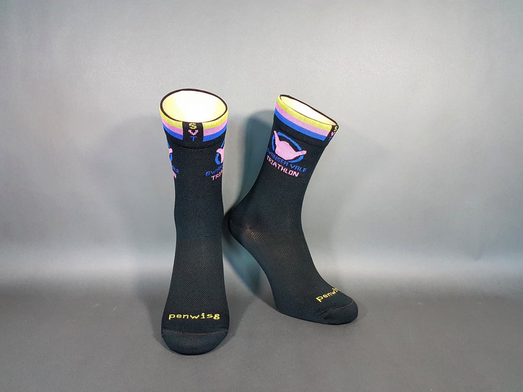 Swansea Vale Cycling Socks