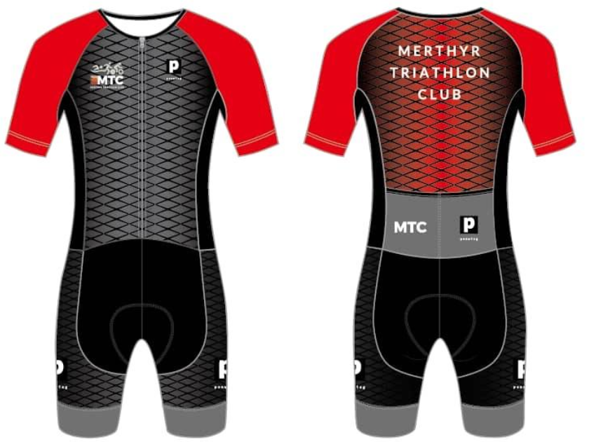 Merthyr Tri Women's Trisuits with sleeves