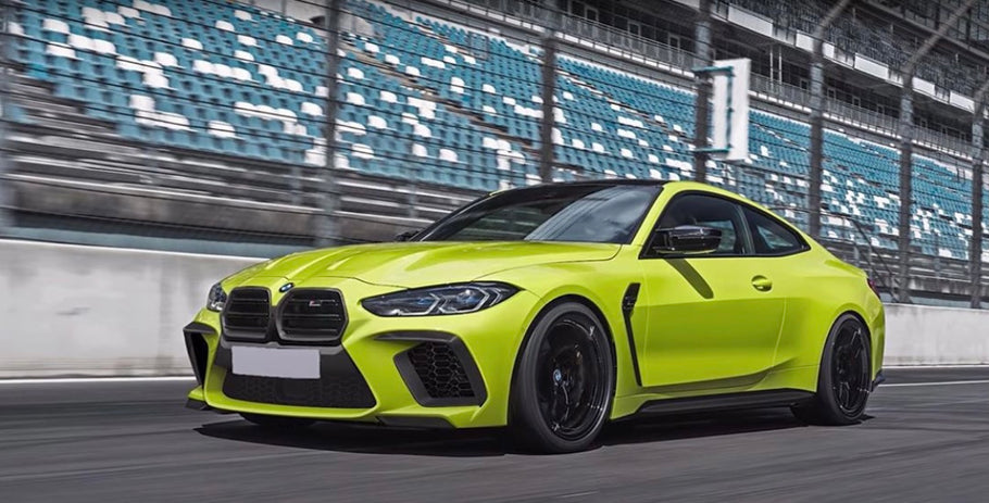 Prior Design Might Give the BMW M3 and M4 the Look You Were Hoping For