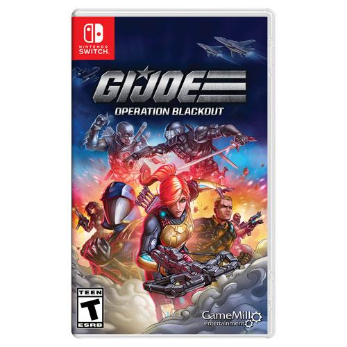 Gi Joe: Operation Blackout - Nintendo Switch