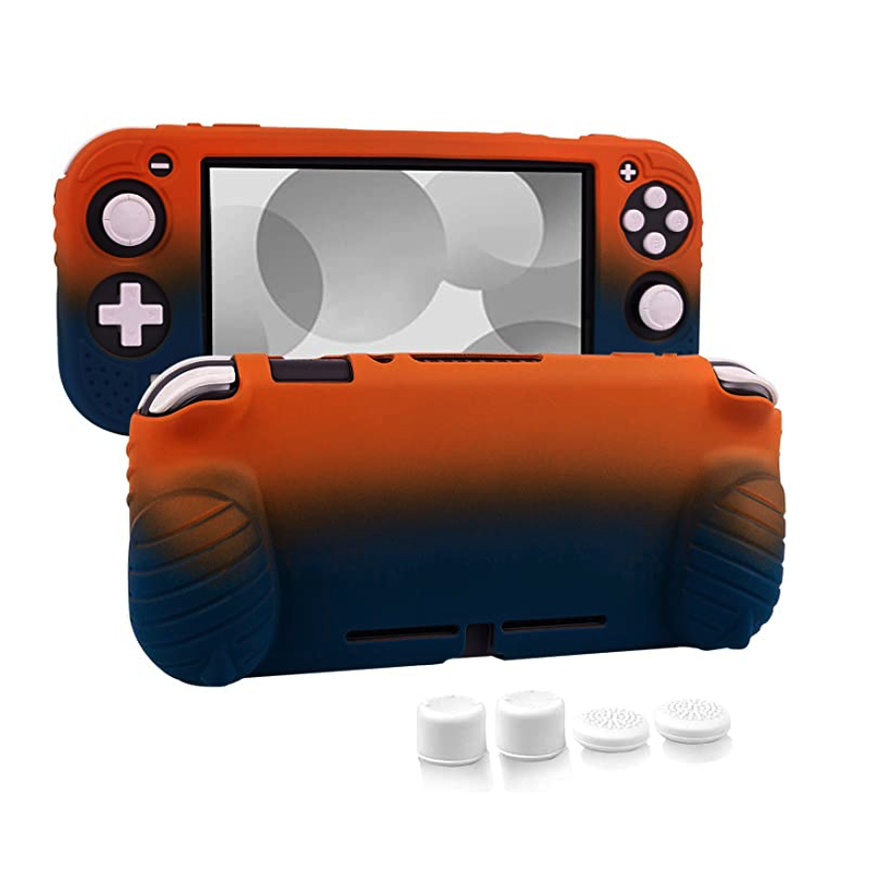 Skin Case and Thumb Grips for Nintendo Switch Lite 2019 | Gaming Shop