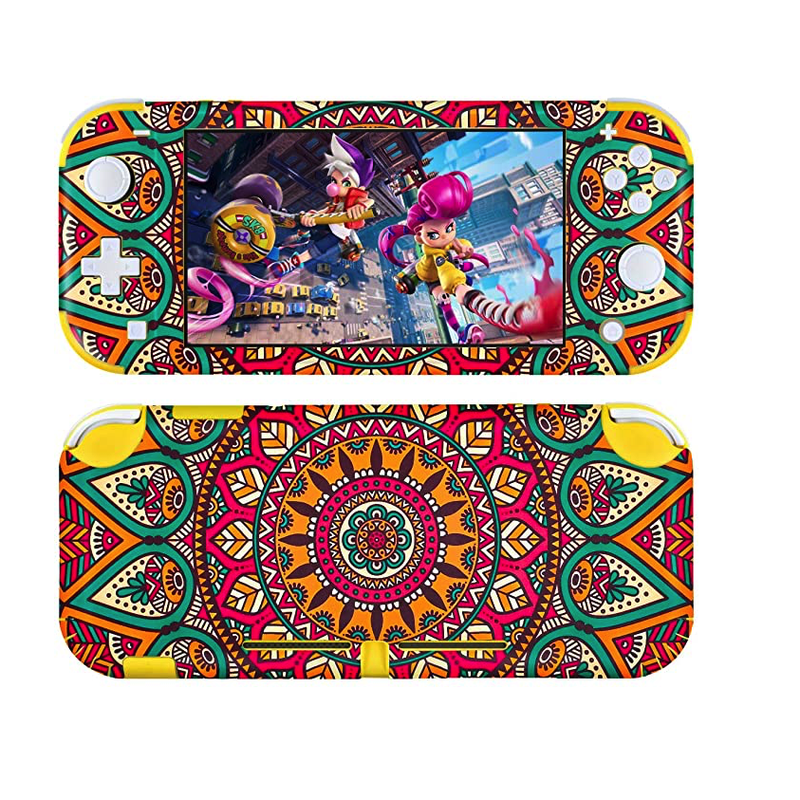 DLseego Switch Lite Skin Cool Pattern Full Wrap Skin Protective Film Sticker | Gaming Shop