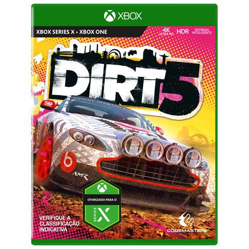 Dirt 5 (Xbox Series X / Xbox One) | Gaming Shop